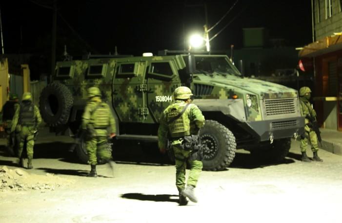 Lanzan a dos mil soldados a combatir a 'huachicoleros' en Puebla