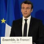 Popularidad de Macron se desploma en Francia; cae 10 puntos en un mes