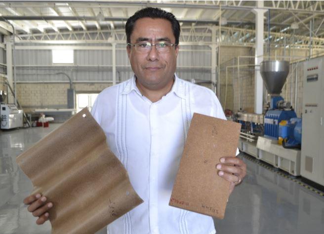 Expertos elaboran madera plástica con residuos agrícolas para el desarrollo sustentable