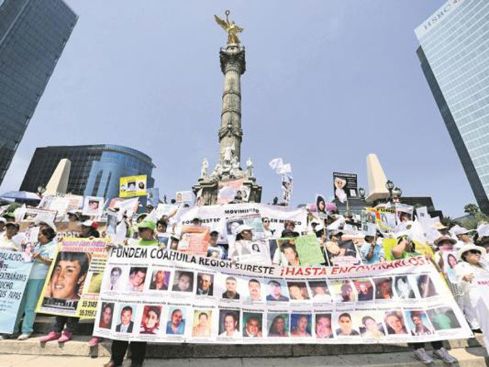 No tenemos nada que celebrar: madres de desaparecidos