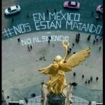 Movilizaciones en todo México y el mundo por asesinato de periodistas