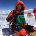 Mexicana conquista el Everest, es la séptima en lograrlo
