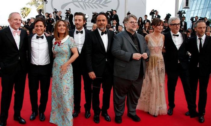 Mexicanos ponen la fiesta en Cannes (VIDEO)