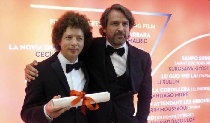 El mexicano Michel Franco gana en Cannes por 'Las hijas de Abril'