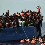 Mueren ahogados decenas de migrantes en el Mediterráneo , la mayoría eran niños