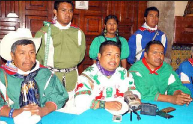 Investigan a autoridades  municipales de Jalisco  por la muerte de líder huichol
