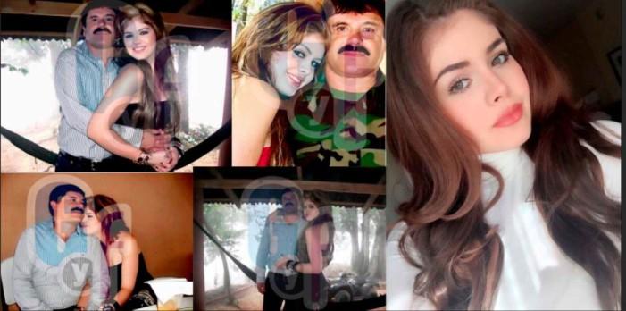 La novia del Chapo, 'que no sabía que era el líder del cártel de Sinaloa'