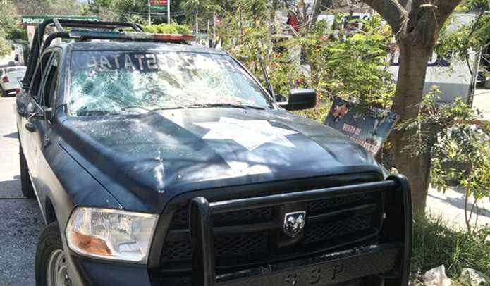 Secuestran a comandante de la Policía Municipal de Tixtla, Guerrero