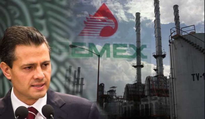 Peña Nieto pretende incluir petróleo en negociaciones del TLC