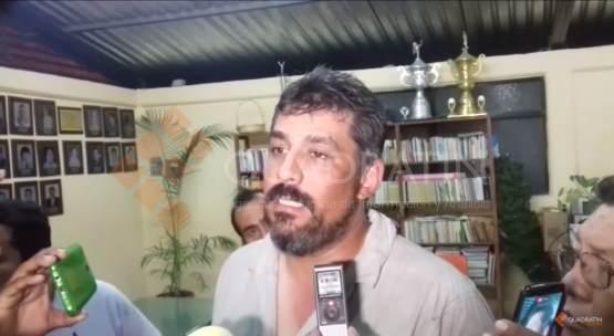 'Nos dijeron que nos iban a quemar', relata reportero
