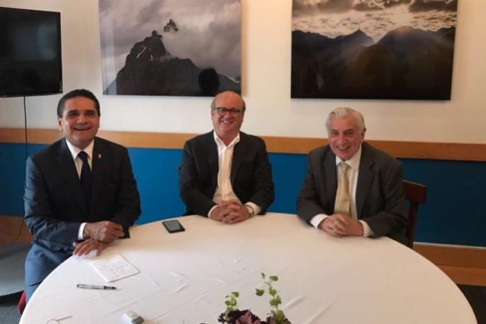 Gobernadores del PRD prefieren alianza con el PAN que con Morena en 2018