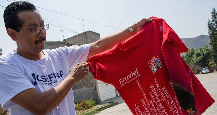Estrategia electoral para EdoMex fue planeada en Los Pinos