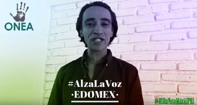 Roberto Sosa se suma a Ni Un Voto Más al PRI