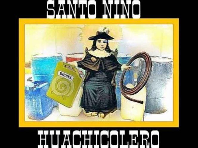 santoniñodeatocha_huachicolero