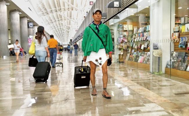 Tarahumara en busca del triunfo correrá ultramaratón en Francia