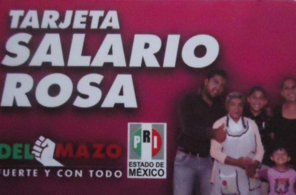Del Mazo no cumplió con promesa del 'salario rosa', sólo será para mujeres en pobreza extrema