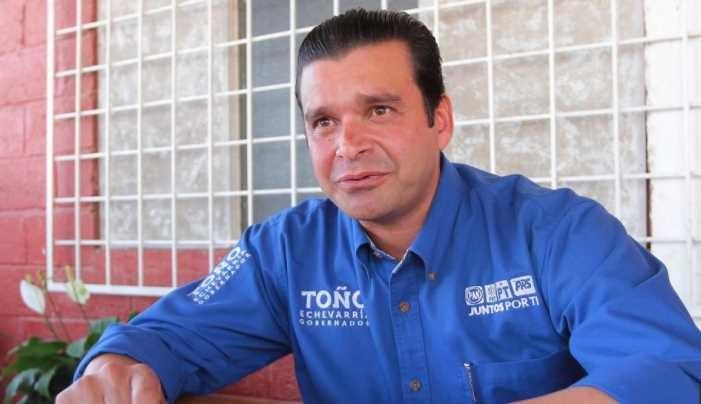 PRI denuncia al candidato del PAN por financiamiento del narco en Nayarit