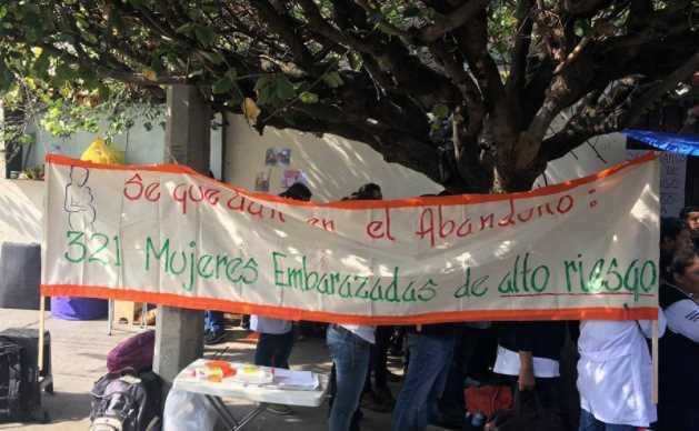 Murat canceló 15 Unidades Médicas Móviles y dejó a 30 mil personas desprotegidas en Oaxaca