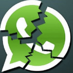 Reportan falla mundial en el servicio de WhatsApp