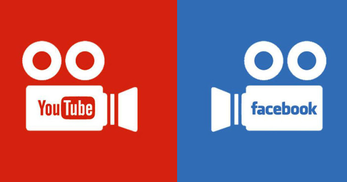 Facebook y YouTube producirán sus propias series