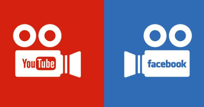 Facebook y YouTube producirán sus propias series