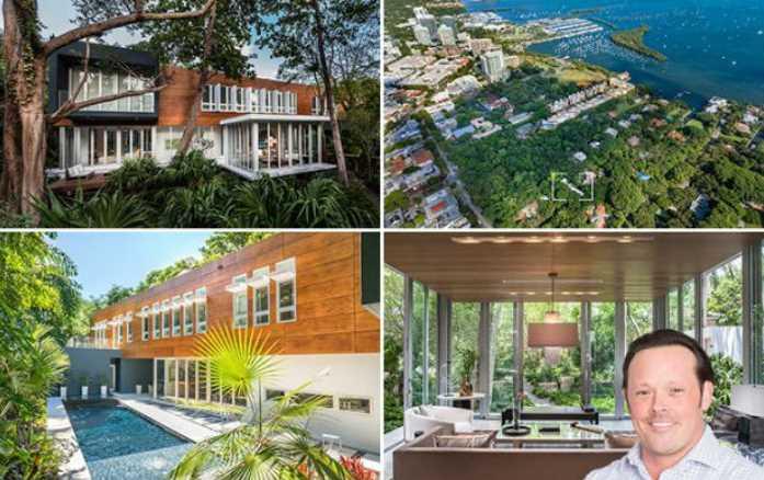 Hijo de Zedillo vende casa en Miami en casi 100 millones 'precio record'