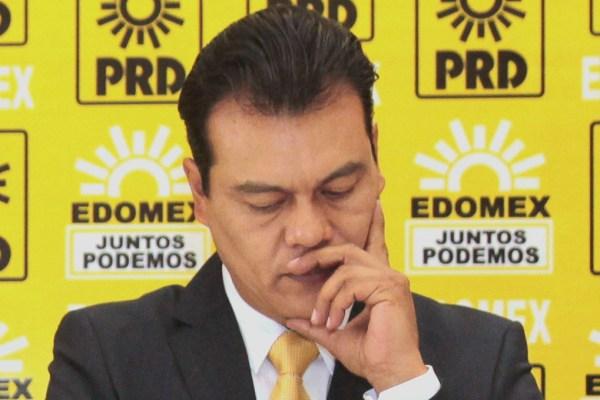 Lo único seguro en el PRD es que no hay nada seguro: Juan Zepeda