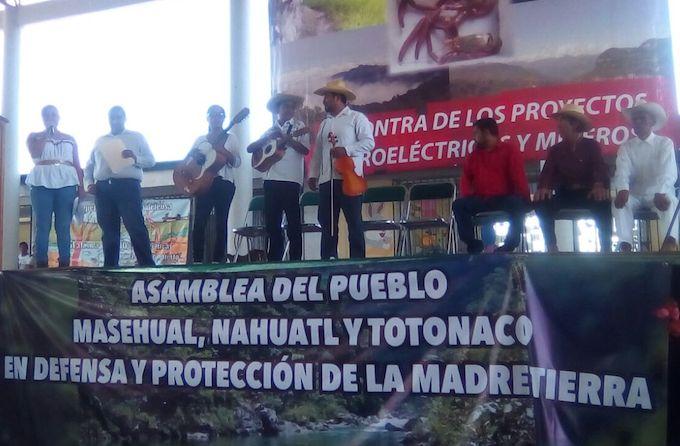 Alertan de los engaños de empresas hidroeléctricas ligadas a Moreno Valle