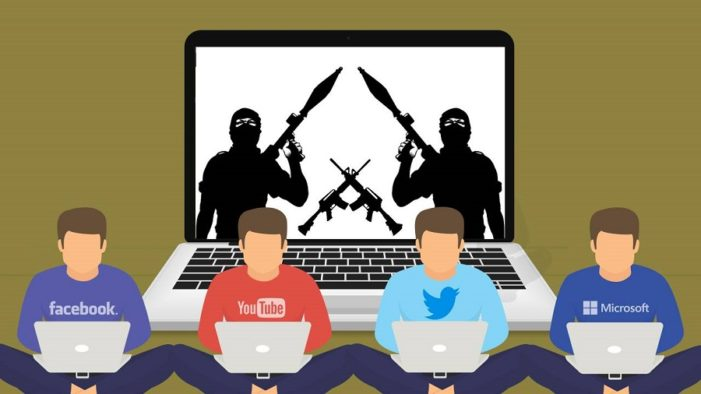Facebook, Microsoft, Twitter y YouTubese unen contra el terrorismo