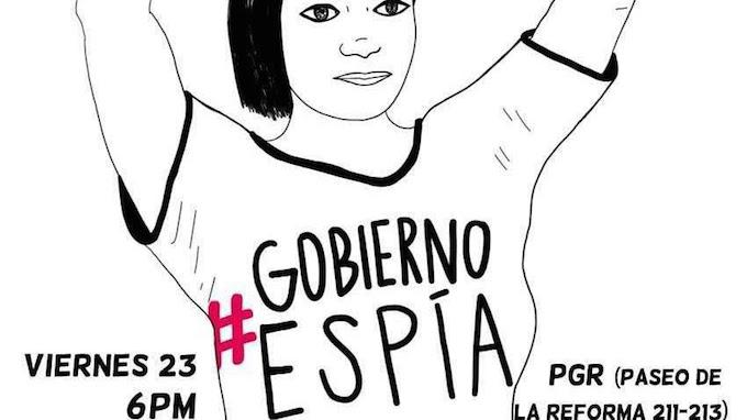 Periodistas se entregan en la PGR como protesta por amenazas de Peña