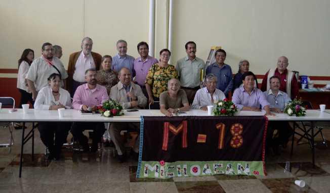 Nace M-18: organizaciones sociales, campesinas y sindicales en apoyo a AMLO