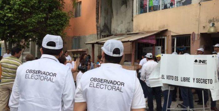 Impiden a observadores vigilar las casillas en Veracruz