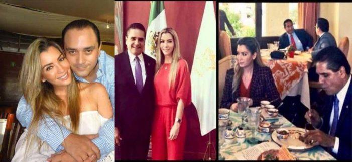 Ex diputada del PVEM y pareja de Roberto Borge, ahora con Silvano Aureoles