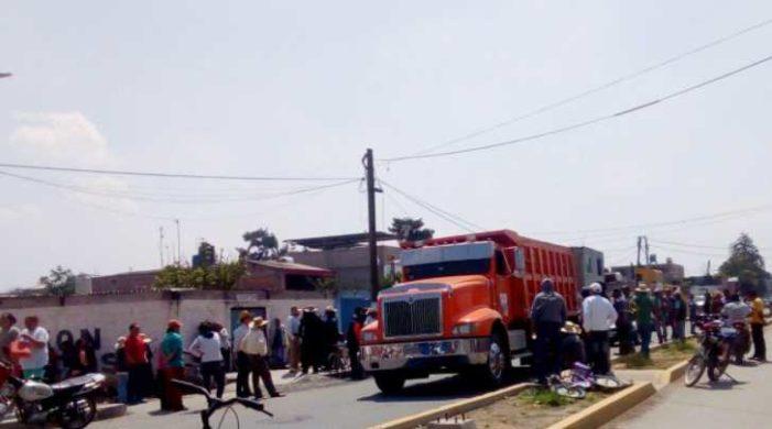 Agreden a vecinos de Atenco que se oponen a construcción del NAICM
