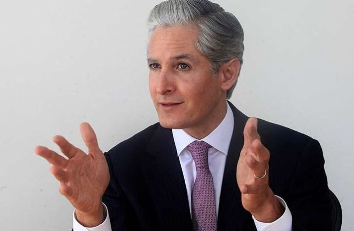 Del Mazo pretende endeudar al Edomex por 2 mil 800mdp