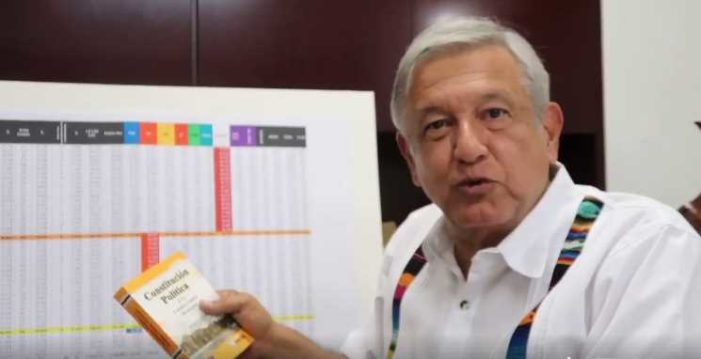 'La resolución del INE huele a concertacesión al estilo salinista': AMLO