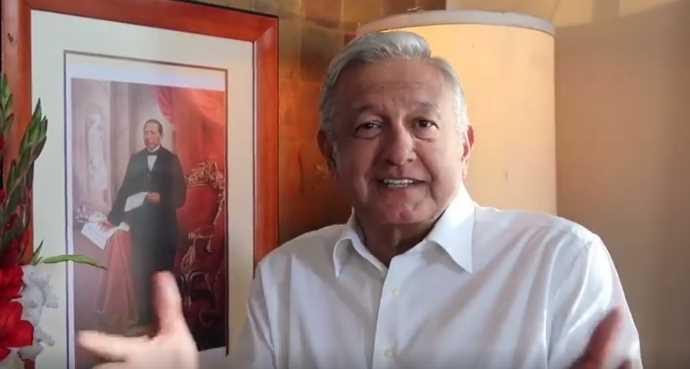 AMLO augura a José Antonio Meade será candidato presidencial del PRI