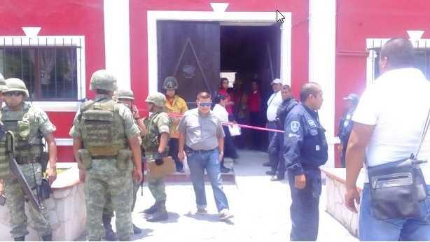 Alertan por amenaza de bomba en alcaldía de Morelos