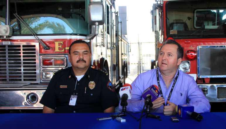 Alertan sobre bomberos falsos que piden dinero a cambio de regalos