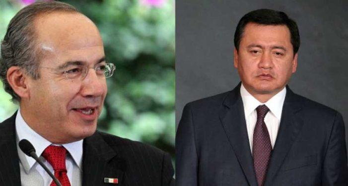 'Felipe Calderón compró equipo de espionaje', acusa Osorio Chong