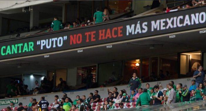 FIFA advierte a México y Chile: nada de gritos ofensivos contra la comunidad gay