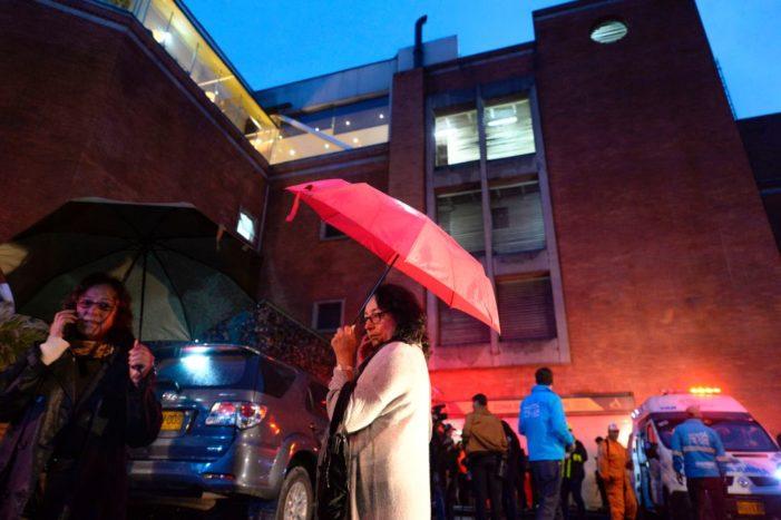 Explosión en centro comercial de Bogotá, Colombia deja tres muertos