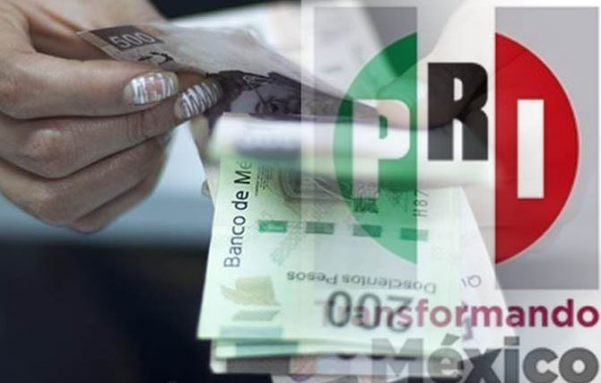 El PRI encabeza la lista en el delito de compra de votos: FEPADE