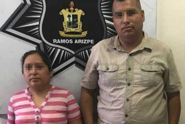 Detienen a dos con 34 mil pesos para comprar votos en Coahuila