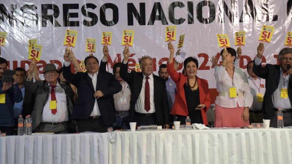 Juan Zepeda iría por la presidencia en 2018
