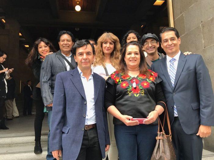 Constituyentes defienden en la Corte consulta sobre pueblos indígenas
