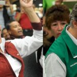 Delfina Gómez protestará ante IEEM ante posible imposición de Del Mazo