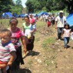 En dos días 800 indígenas huyeron de Chilapa por violencia de narcos