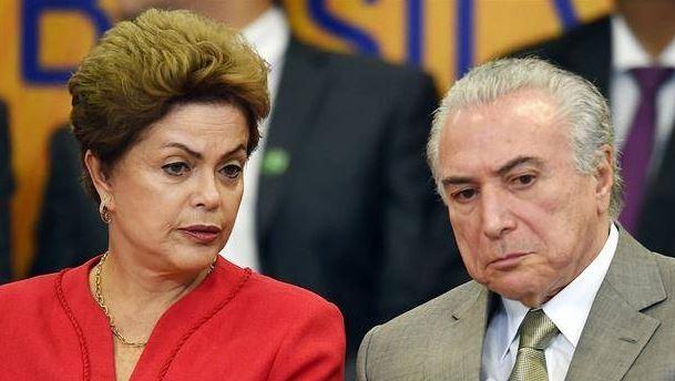 Tribunal Superior brasileño exoneró a Dilma y Temer, éste último quedará como presidente