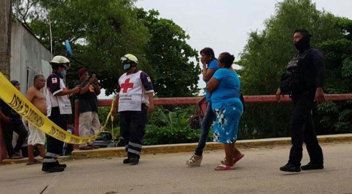 Ejecutan a 4 niños y 2 adultos en Coatzacoalcos